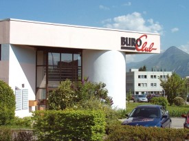 Buro club grenoble seyssinet pariset accueille la socit for Buro club albi