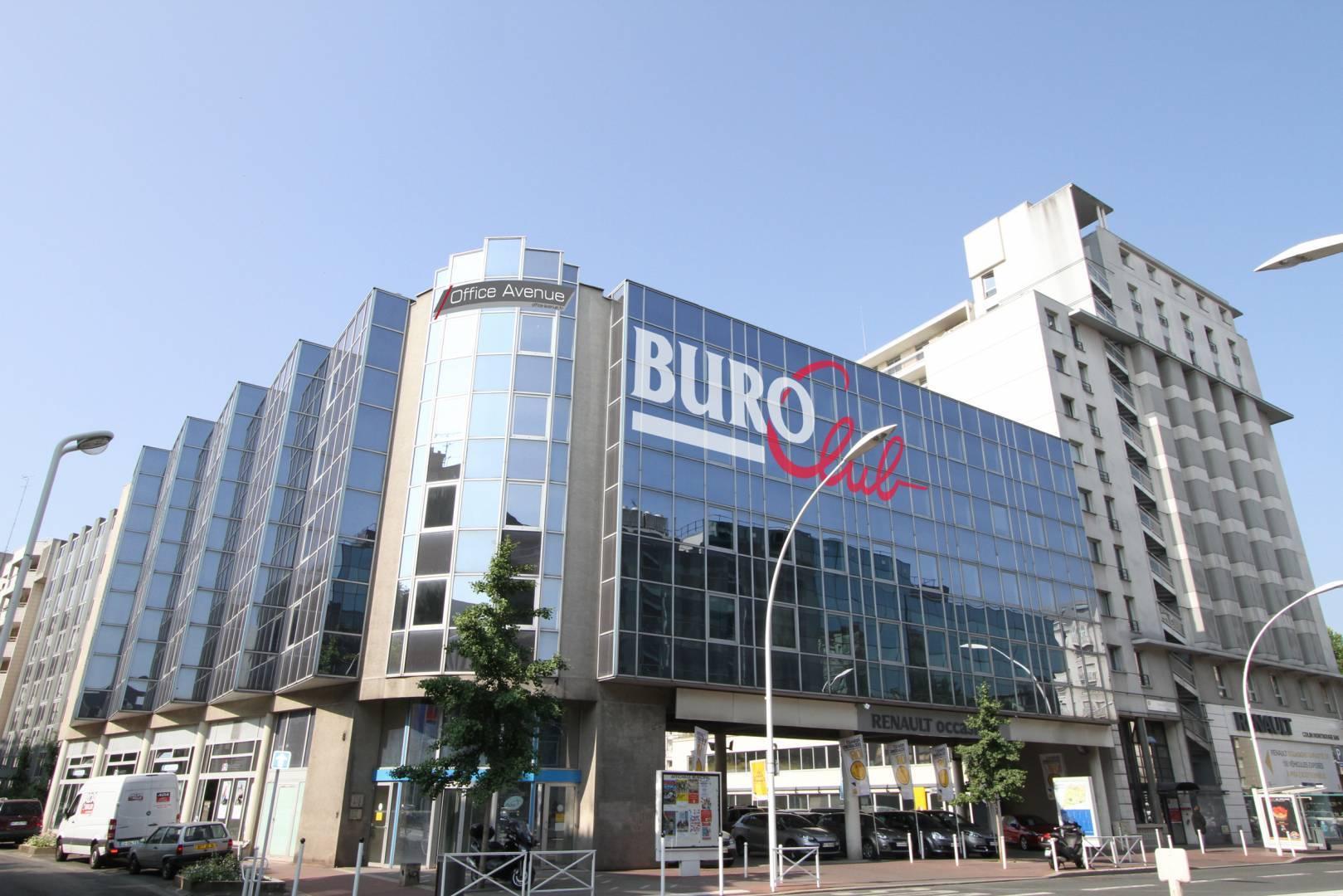 Buro club acteur majeur de solutions despaces de travail en centre