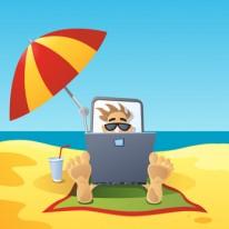 Entrepreneuriat et vacances : mission impossible ?