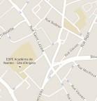 Localiser le centre d'affaires Angers