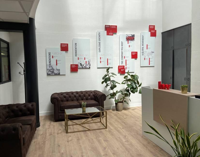 Bureau à louer orléans espaces de travail coworking salle réunion