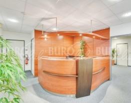 Design frappant de location de bureaux nantes style