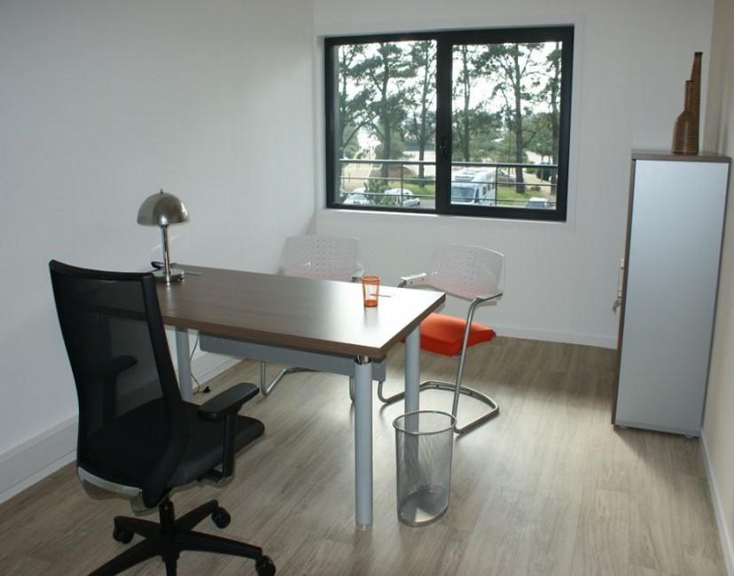 Location de bureaux partagés lorient